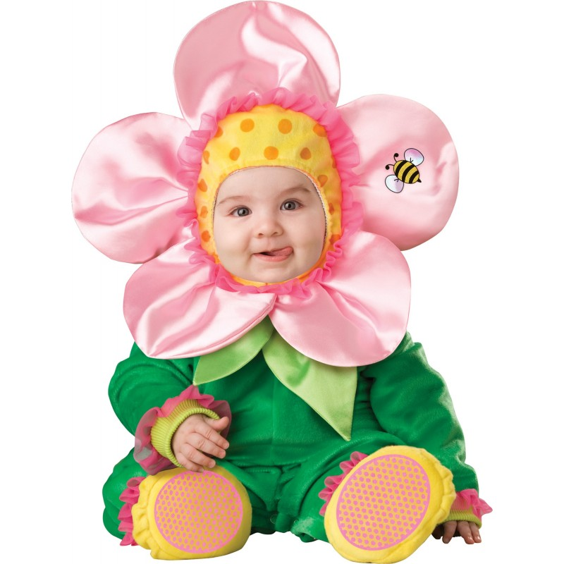 Incharacter Carnival Baby Costume Baby Blossom 0-24 months