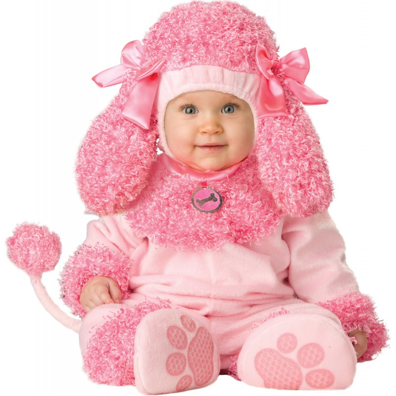 138938c5f736 Costume Carnevale Barboncino Prezioso per Bambino Incharacter 0-4 anni