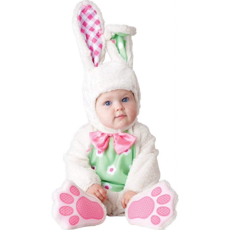 Incharacter Carnival Baby Costume Baby Bunny 0-24 months