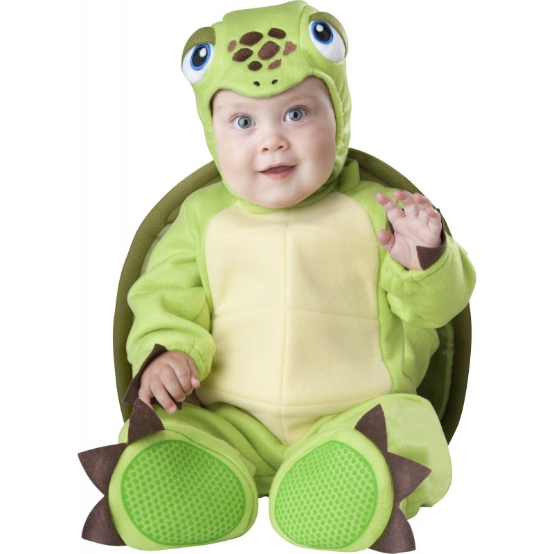 Incharacter Carnival Baby Costume Tiny Turtle 0-24 months