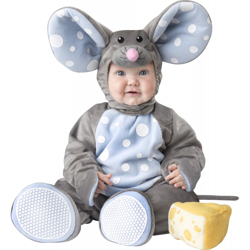 In liquidazione davvero economico seleziona per il meglio Costume Carnevale Topolino per bambino Incharacter 0-24 mesi