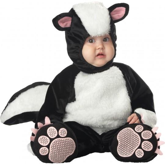 Costume Carnevale Puzzola per bambino Incharacter 0-24 mesi