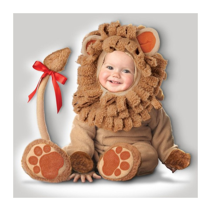 Incharacter Carnival Baby Costume Lil' Lion 0-4 years