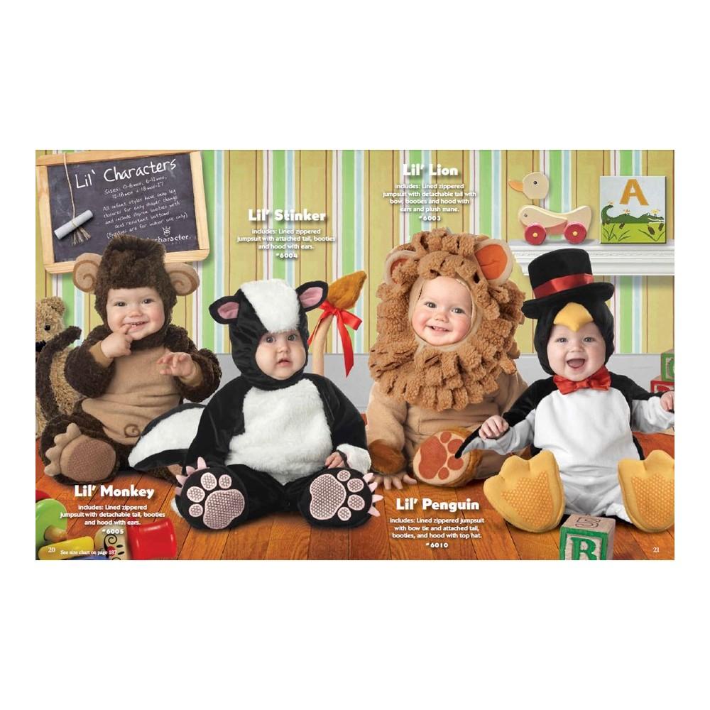 autentico stile attraente prezzi economici Costume da leone per Carnevale - PartyLook