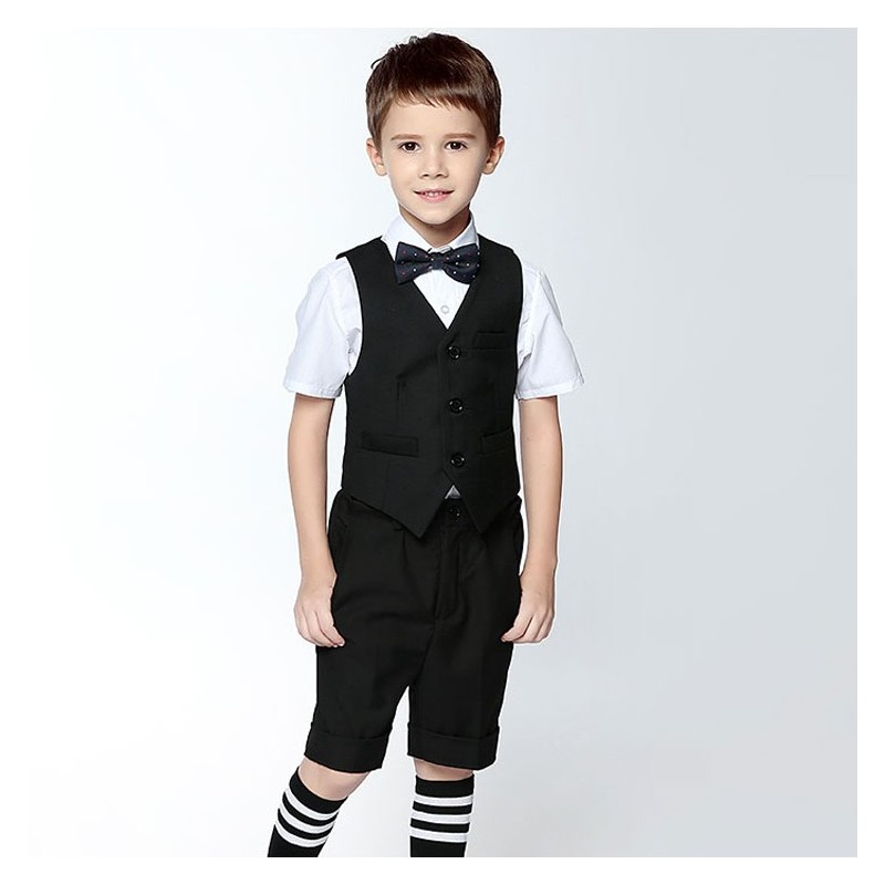 Boy formal suit 4 pcs 100-160 cm