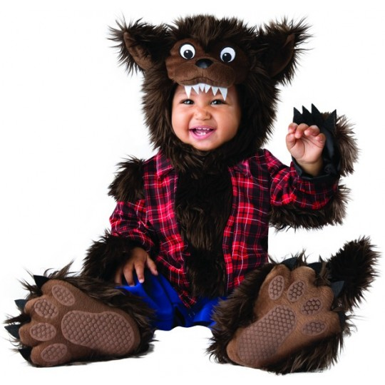 Incharacter Carnival Baby Costume Wee Werewolf 6-24 months