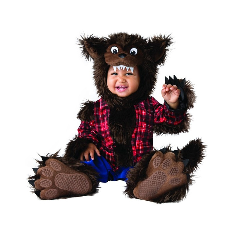 Incharacter Carnival Costume Wee Werewolf 6-24 months