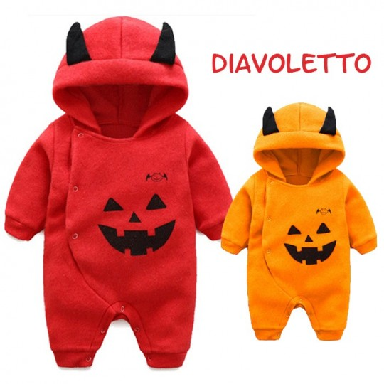 Halloween and Carnival Baby Costume Little Devil