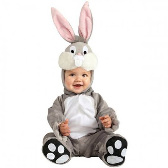Carnival Baby Costume Bunny up to 3 years