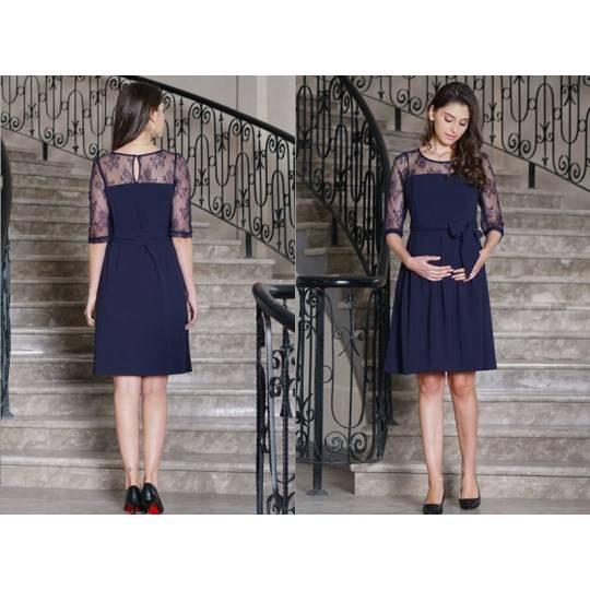 Robe de grossesse et allaitement de cérémonie