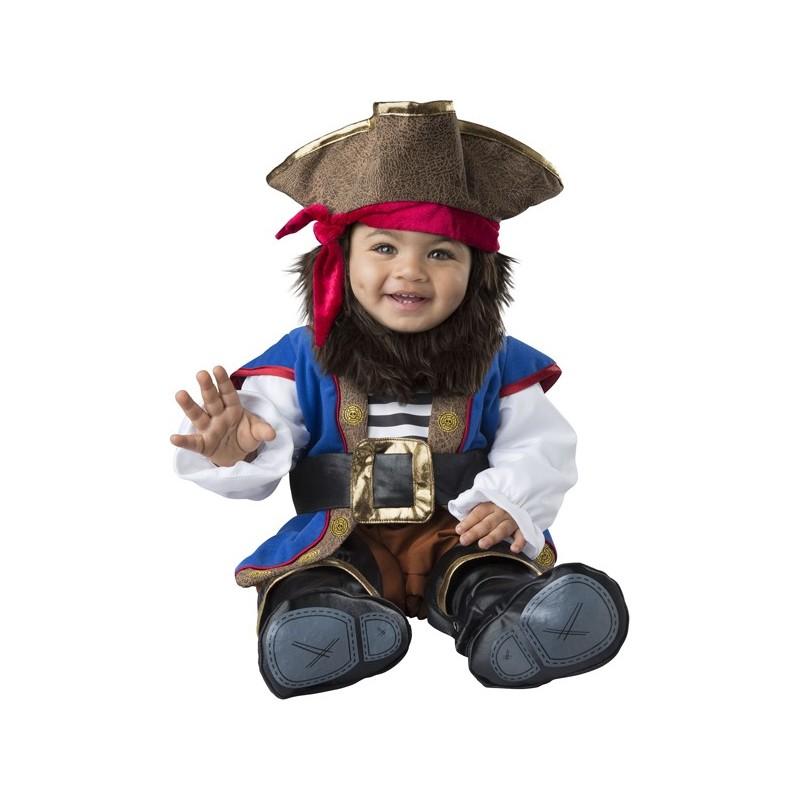 Costume Carnevale Pirata per Bambino Incharacter 0-24 mesi 1e417df0cdb
