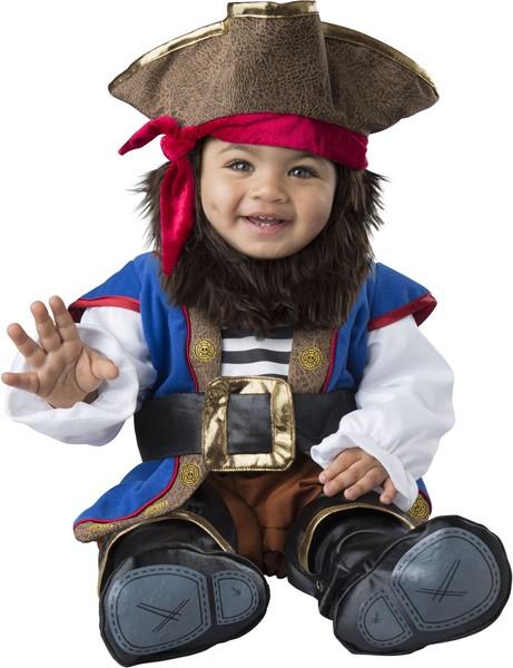 Costume da pirata per Carnevale - PartyLook ae9d7a429c3