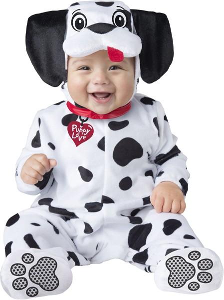 Costume da baby dalmata per Carnevale - PartyLook 0338d36d5f2