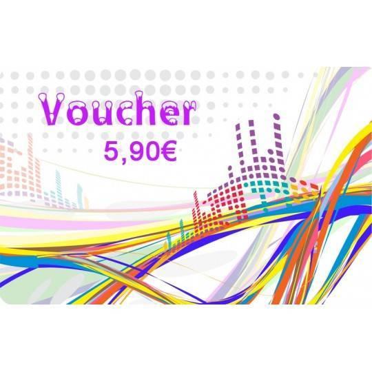 Coupon EUR 5,90 per cambio merce