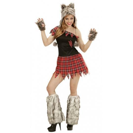 Costume Donna Lupo