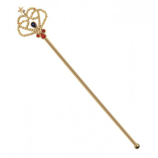 Golden sceptre