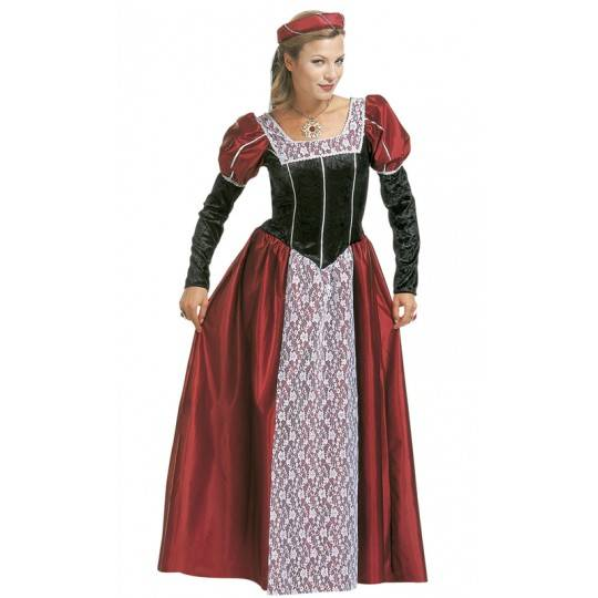Lady of the Manor costume for women