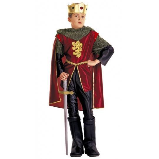 Costume Cavaliere Reale 8-13 anni