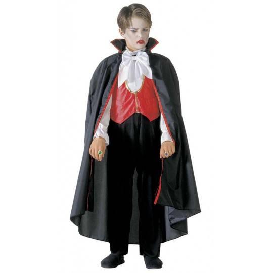 Costume vampiro 8-13 anni