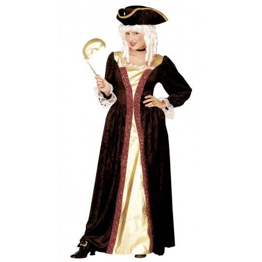 Costume donna Nobildonna Veneziana