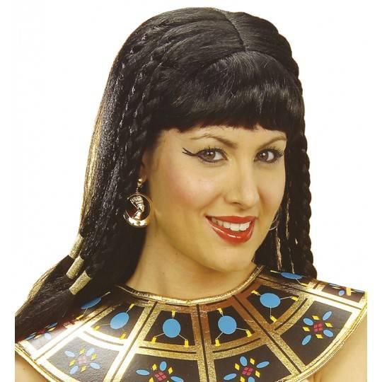 Parrucca Regina del Nilo