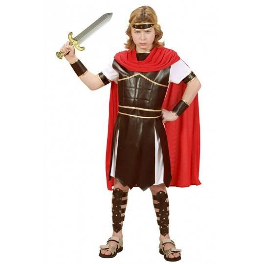 Costume d'Hercule 5-13 ans