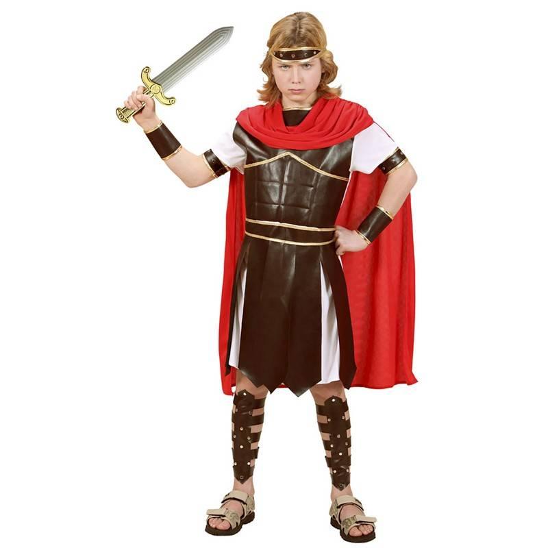 Hercules costume 5-13 years