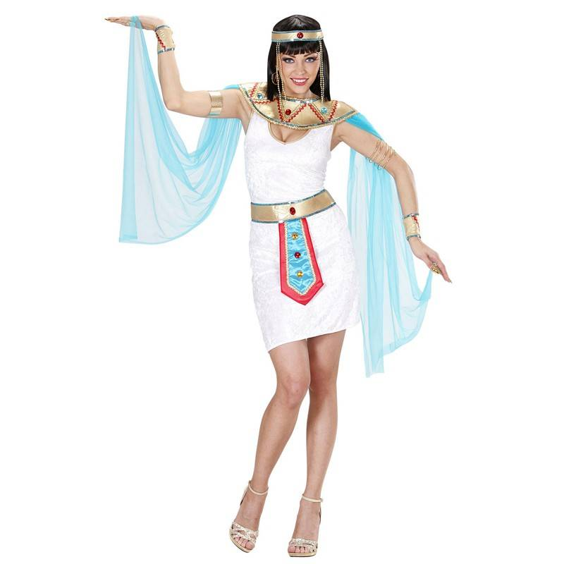 Egyptian queen costume for women