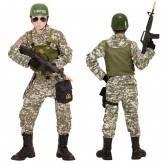 Navy Seal costume 8-13 years