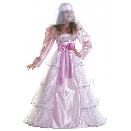 Costume Damina Gran Galà 5-10 anni