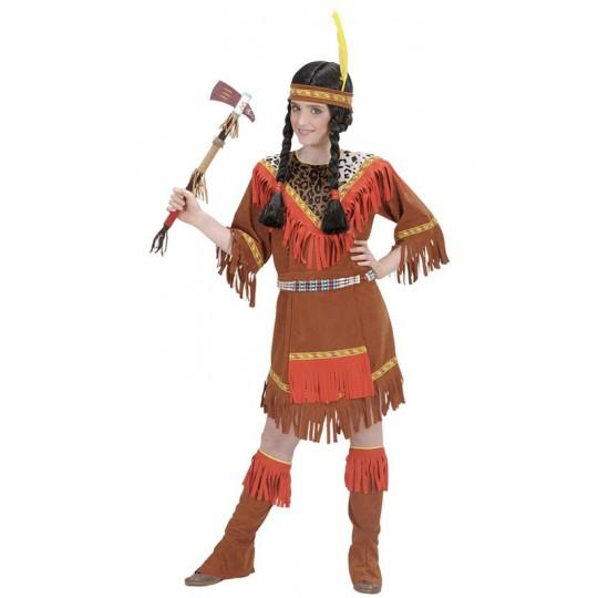 Costume Indiana 5-13 anni