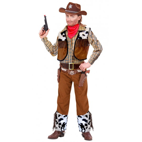 Costume de cow-boy 5-13 ans