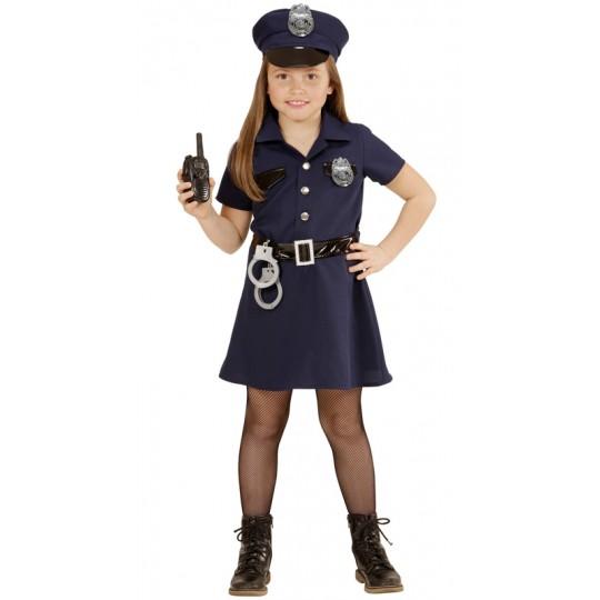 Costume Poliziotta 4-13 anni