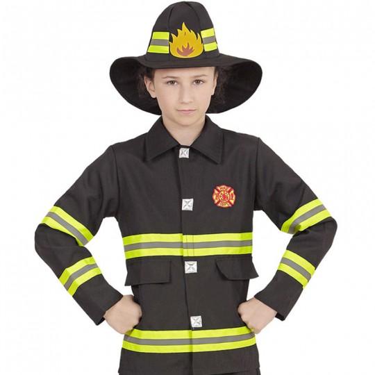 Costume Pompiere 4-13 anni