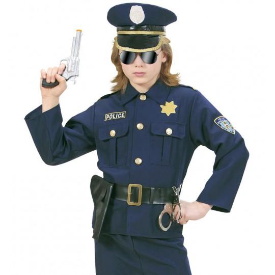 Policeman costume 4-13 years
