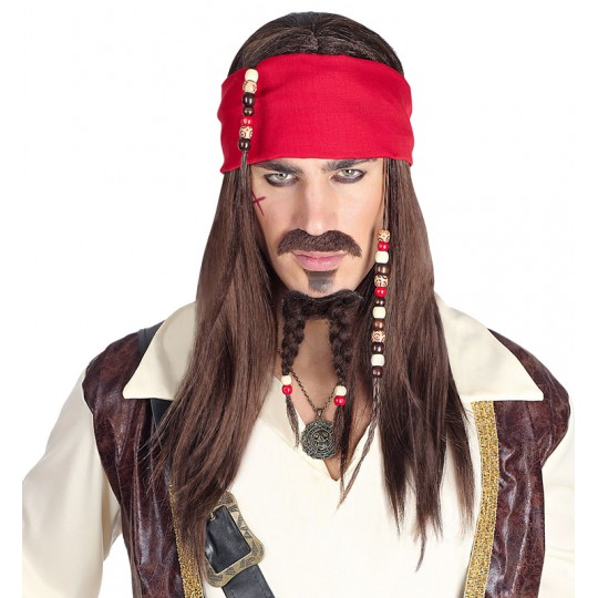 Pirate of the Caribbean wig