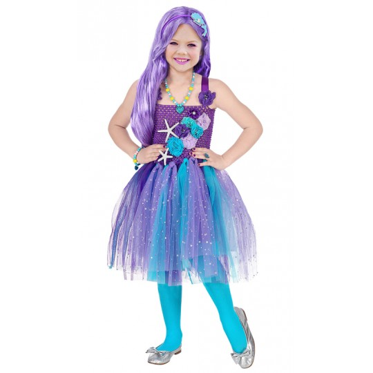 Mermaid costume 3-4 years