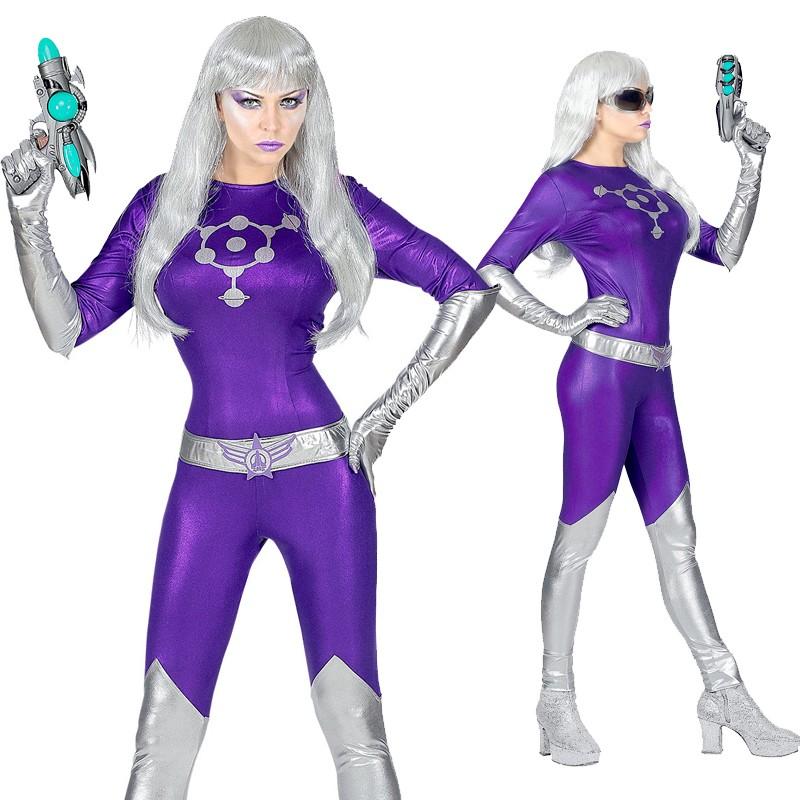 Alien costume for women| PARTY LOOK