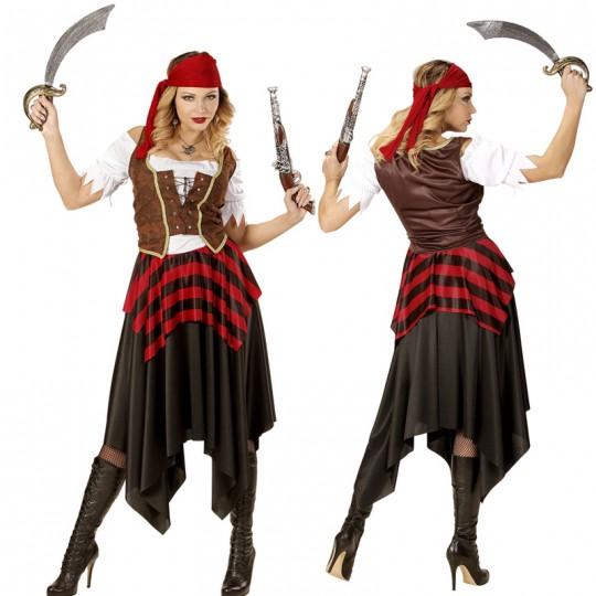 Costume donna da Pirata