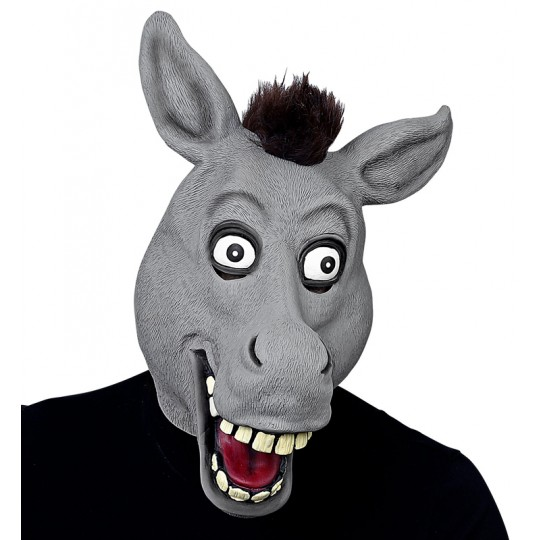 Donkey head mask