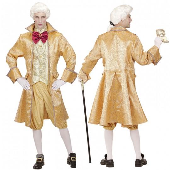Costume de gentilhomme venetien pour hommes