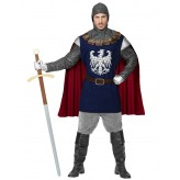 Knight costume for men