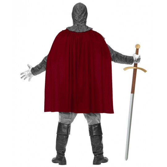 Knight costume for men