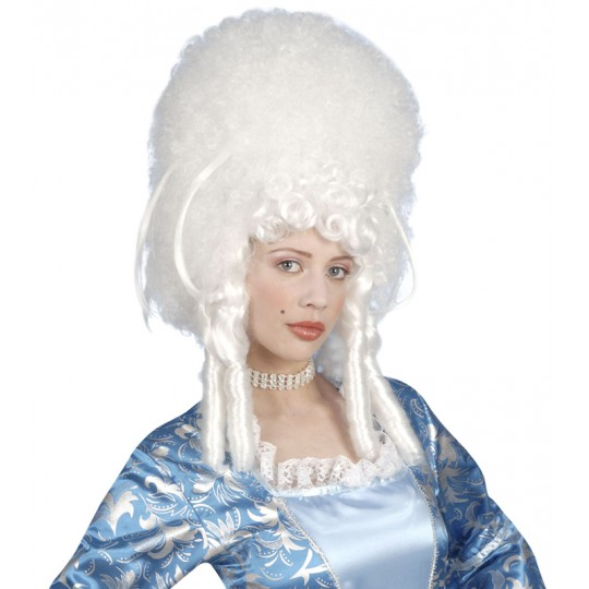 Madame Bovary wig