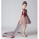 Vestito cerimonia bimba damigella 110-150cm
