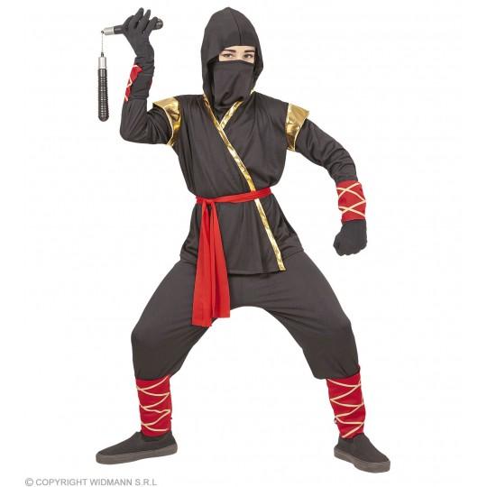 Costume Ninja 11-13 anni
