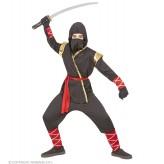 Ninja costume 11-13 years