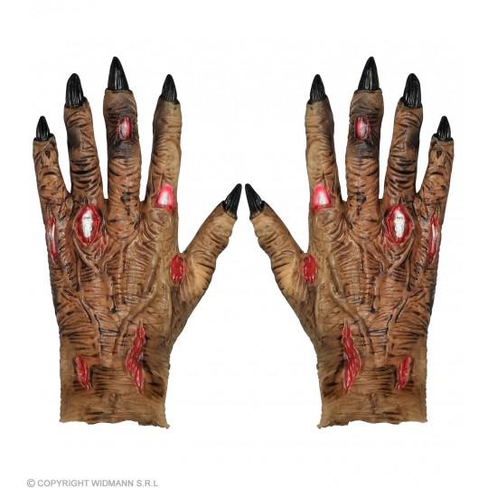 Child Zombie Gloves