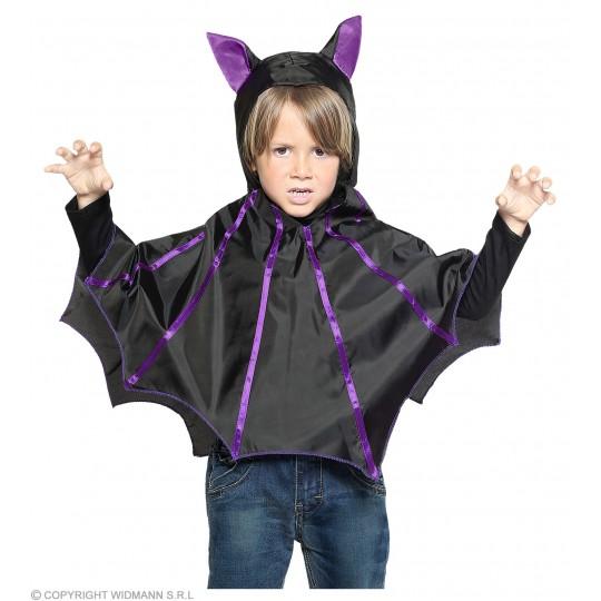 Poncho pipistrello da bambino