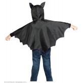 Bat poncho for children